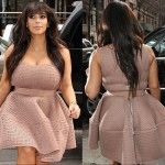 kim Kardashian body shape