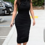Kim Kardashian post pregnancy