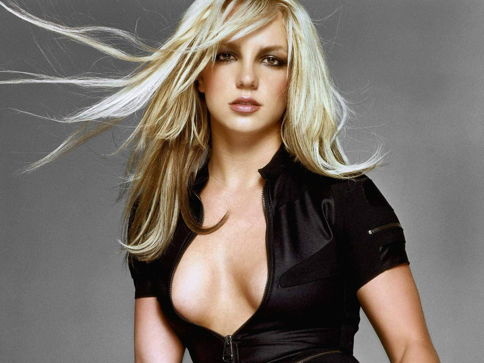 Best girl britney comarative boob size would love