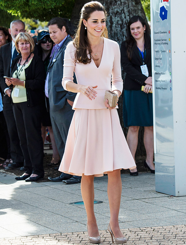 kate middleton height and weight measurements