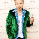 Aaron Paul Weight