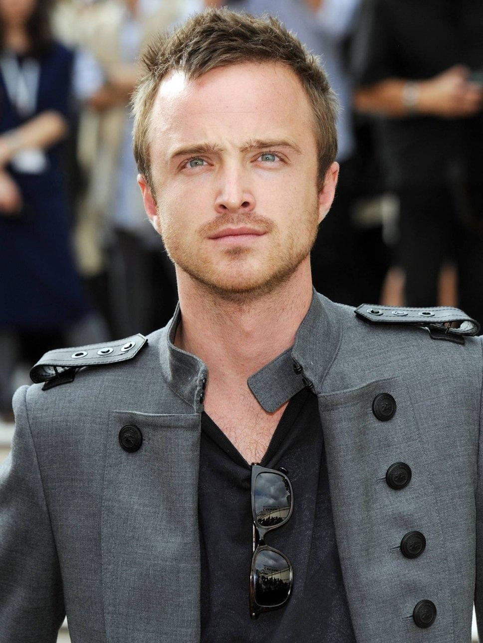 Aaron Paul Height and ...