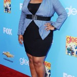 Amber Riley body measureents