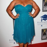 Amber Riley fat