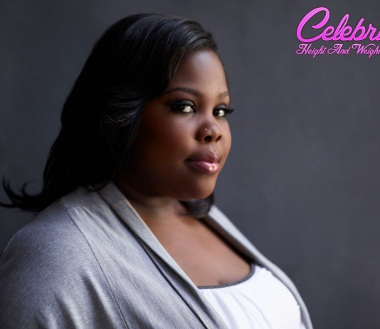 Amber Riley height and weight