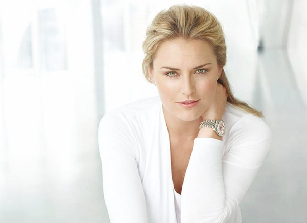 Lindsey Vonn: Lindsey Vonn Height And Weight Measurements