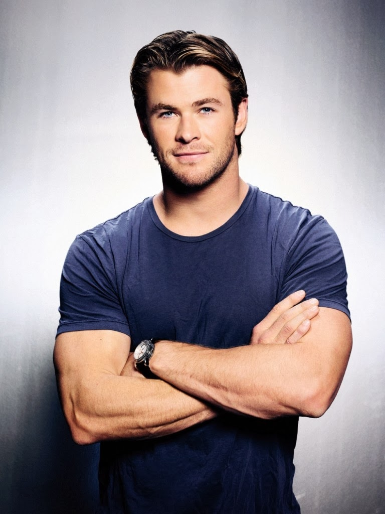 Chris Hemsworth Measur...