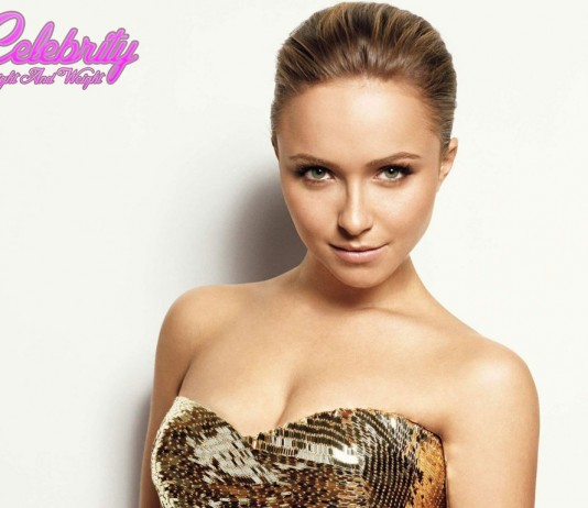 Hayden Panettiere height and weight