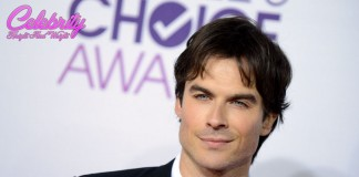 Ian Somerhalder height and weight