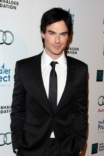 Ian Somerhalder Red Carpet Height And Weights