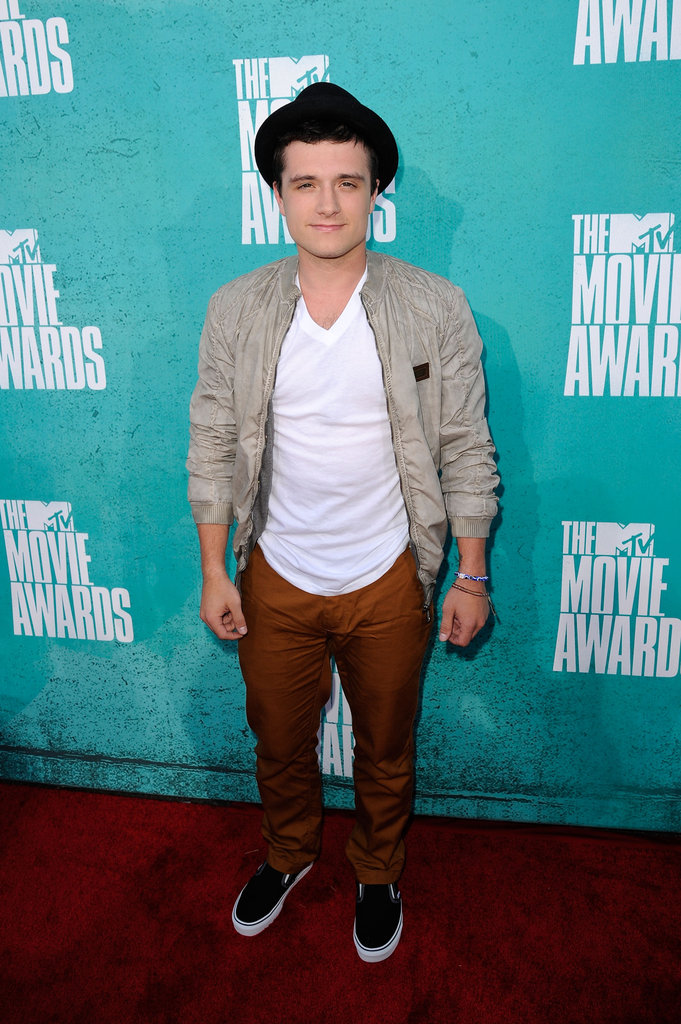 Josh Hutcherson Measurements Height And Weight