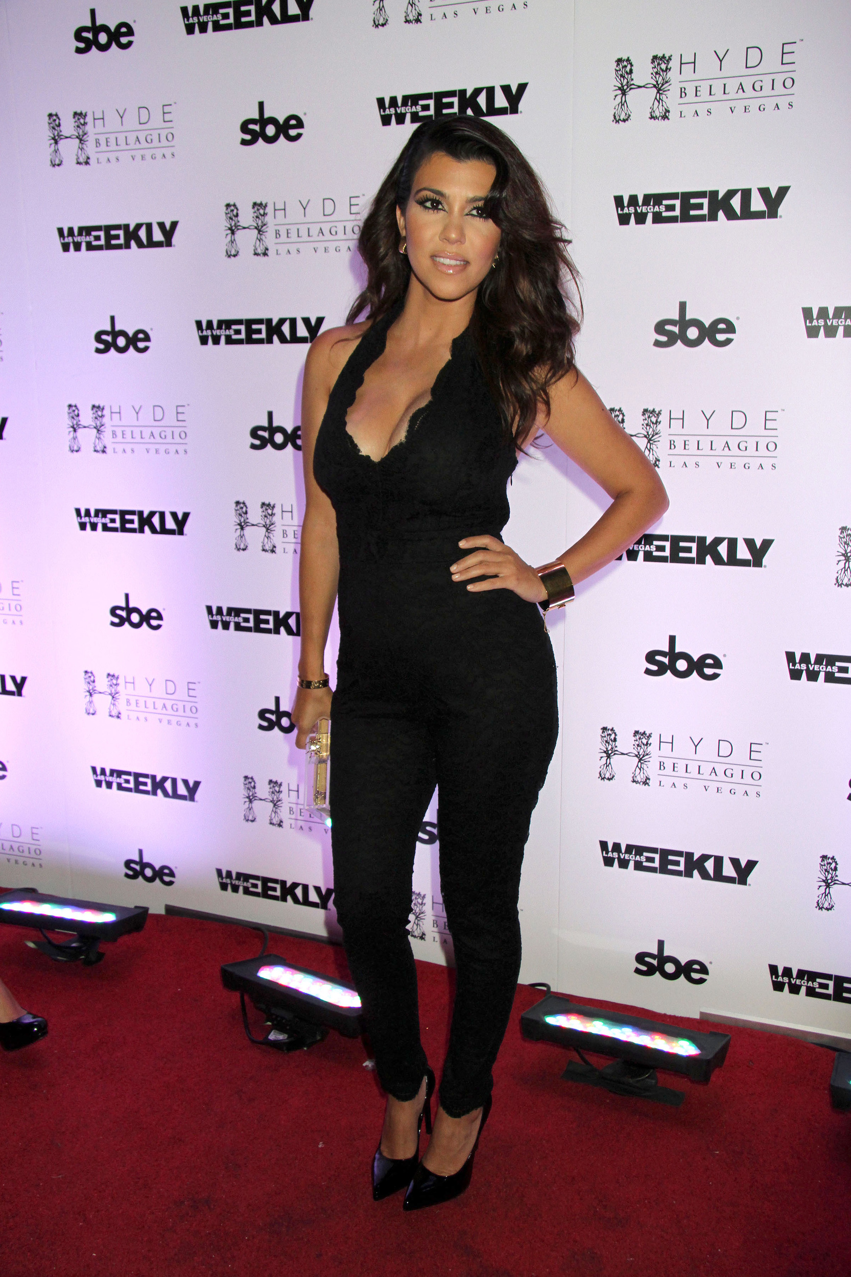 Kourtney Kardashian Measurements Height and Weight