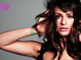 Lea Michele height and weight