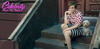 Lena Dunham height and weight