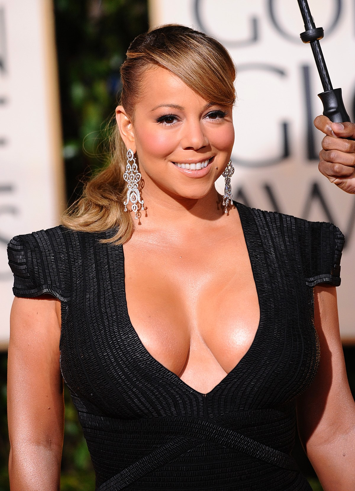 Congratulate, remarkable Mariah carey huge tits