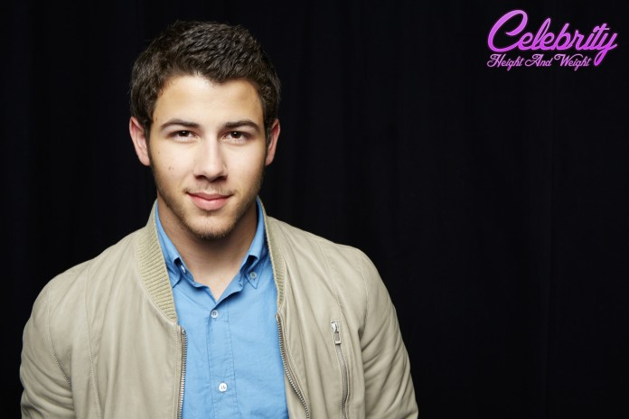 Nick Jonas height and weight