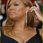 Queen Latifah Cleavage