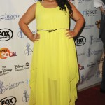 Raini Rodriguez red carpet