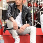 Zayn Malik body measurements