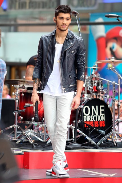 zayn malik height height and weights