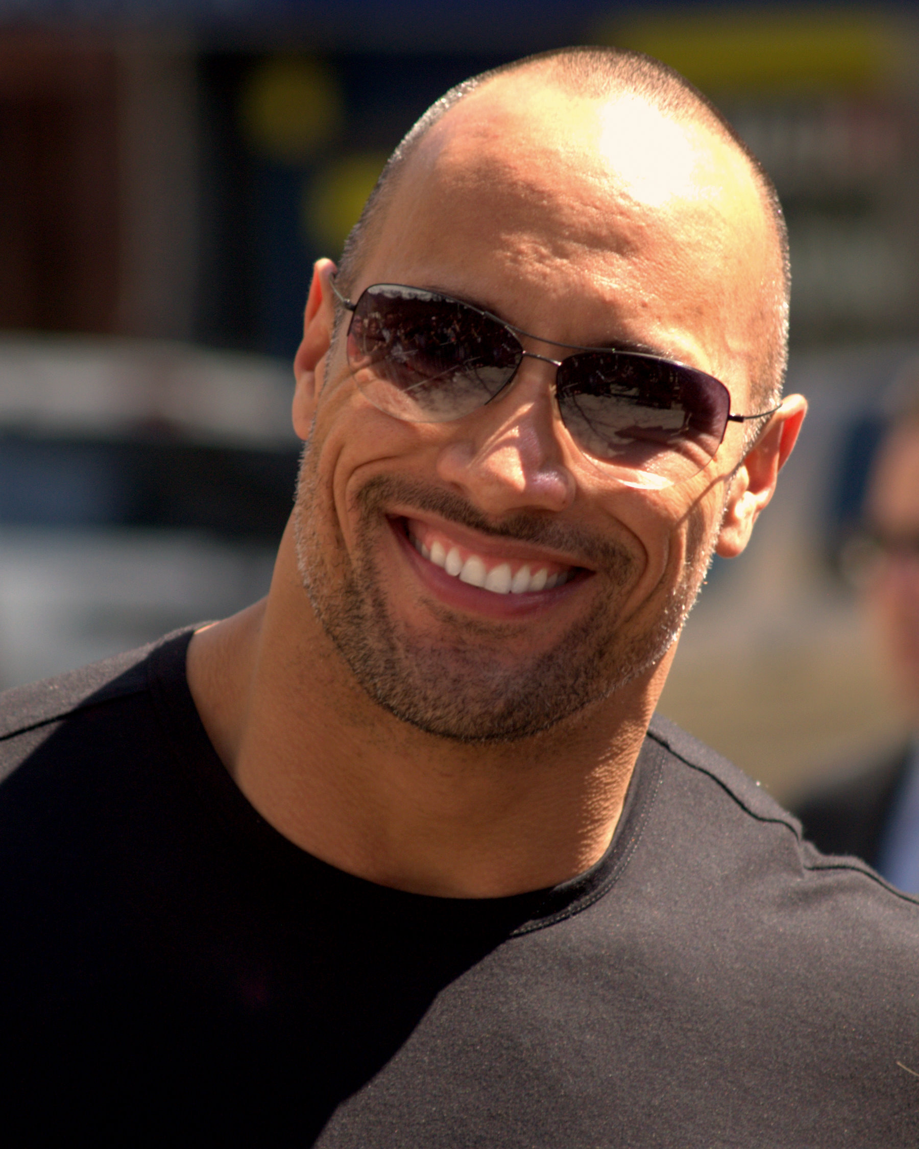Famous People To Follow On Instagram: Dwayne Johnson Height And Weight Measurements