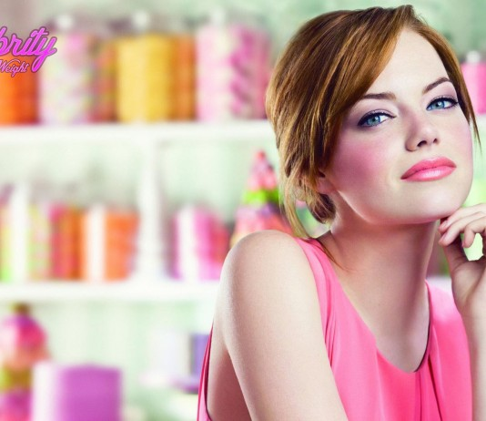 emma stone height and weight