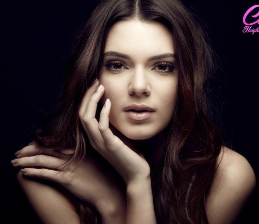 kendall jenner height and weight