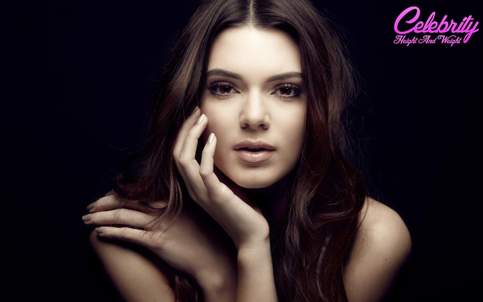 Kendall jenner measurements height and weight for Model height