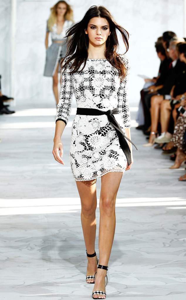 Kendall Jenner Model Height And Weights