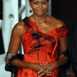 michelle obama Weight