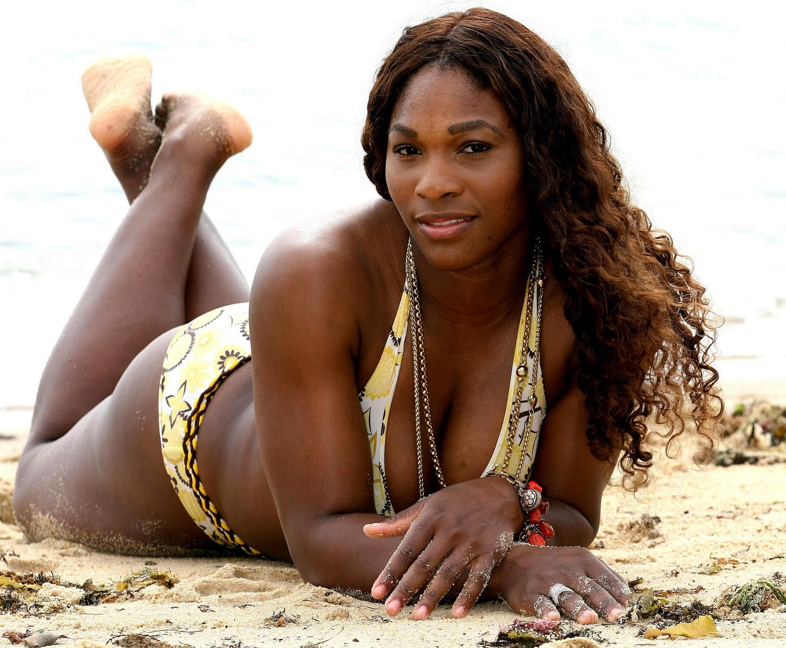 Serena Williams Height and Weight Measurements