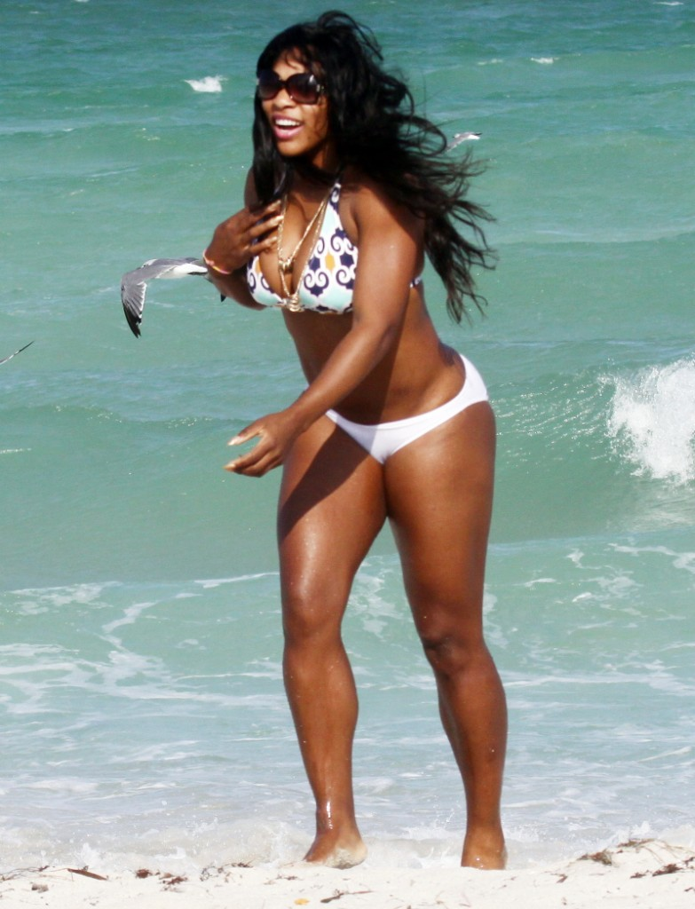 serena williams CleavageVenus Williams Body Measurements