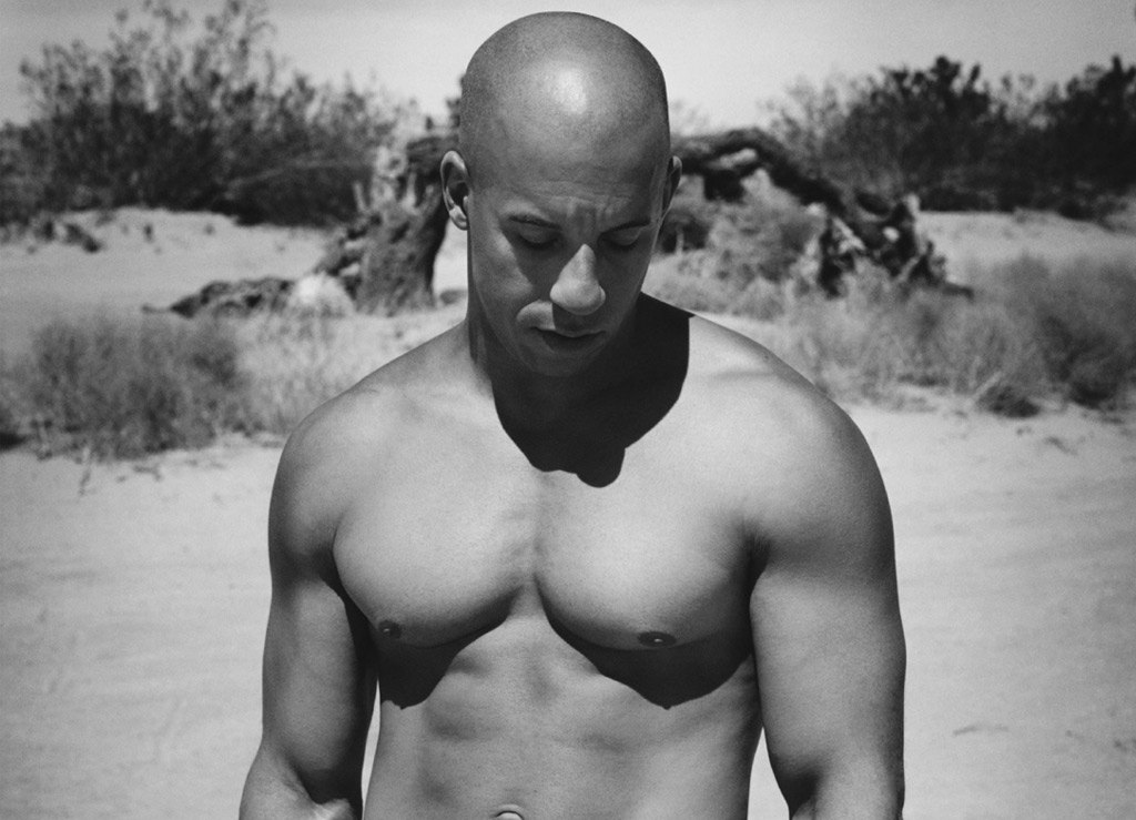 Vin Diesel Height and Weight Measurements