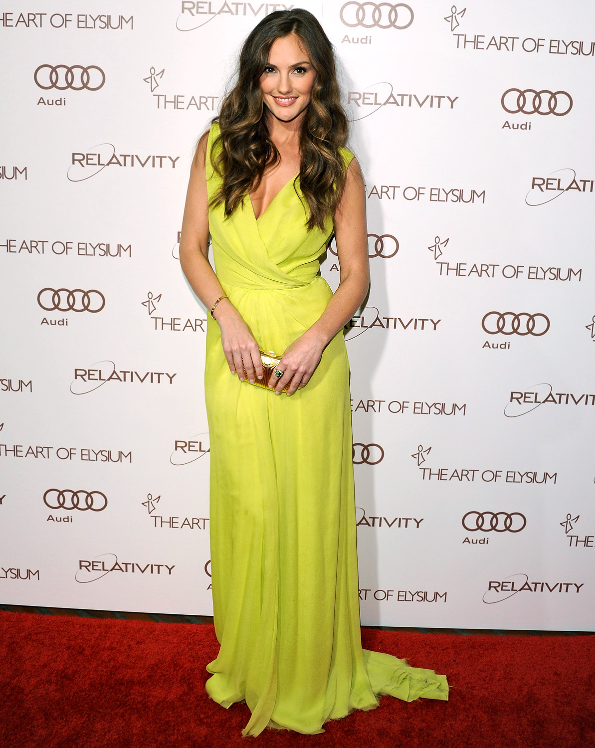 Minka Kelly Measurements Height and Weight