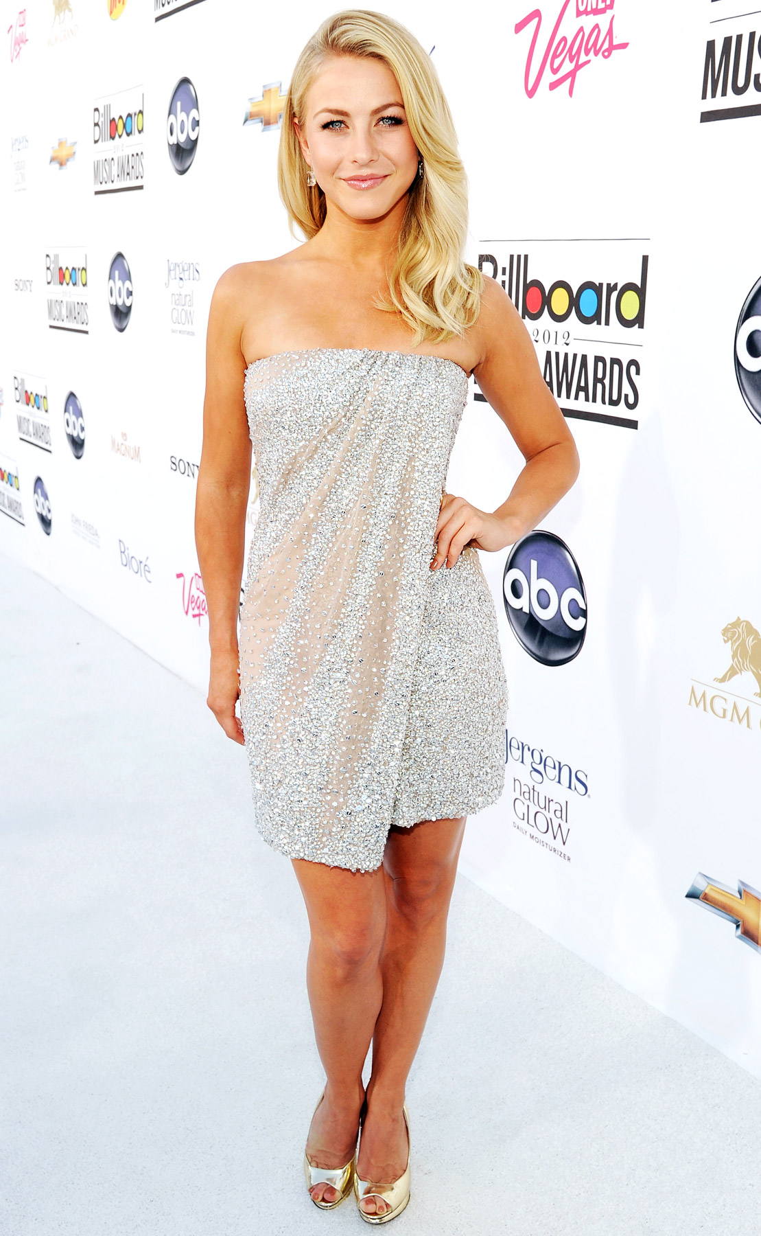 Julianne Hough Measurements Height and Weight