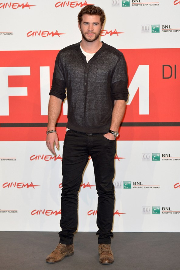 Liam Hemsworth Measurements Height And Weight