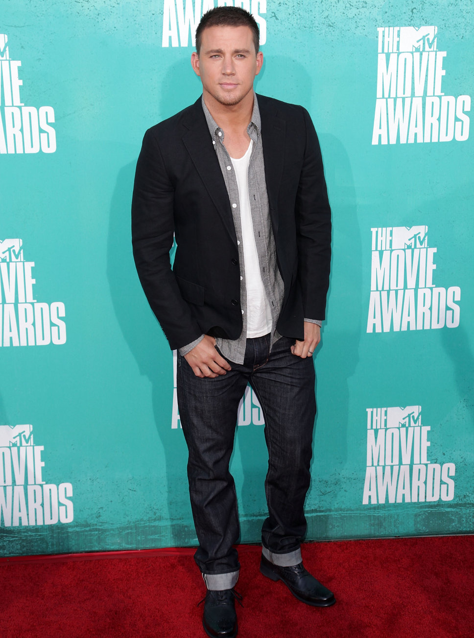 Channing Tatum Measurements Height And Weight