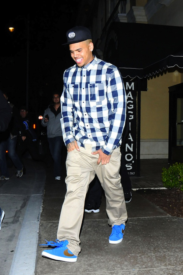 Chris Brown Measurements Height And Weight