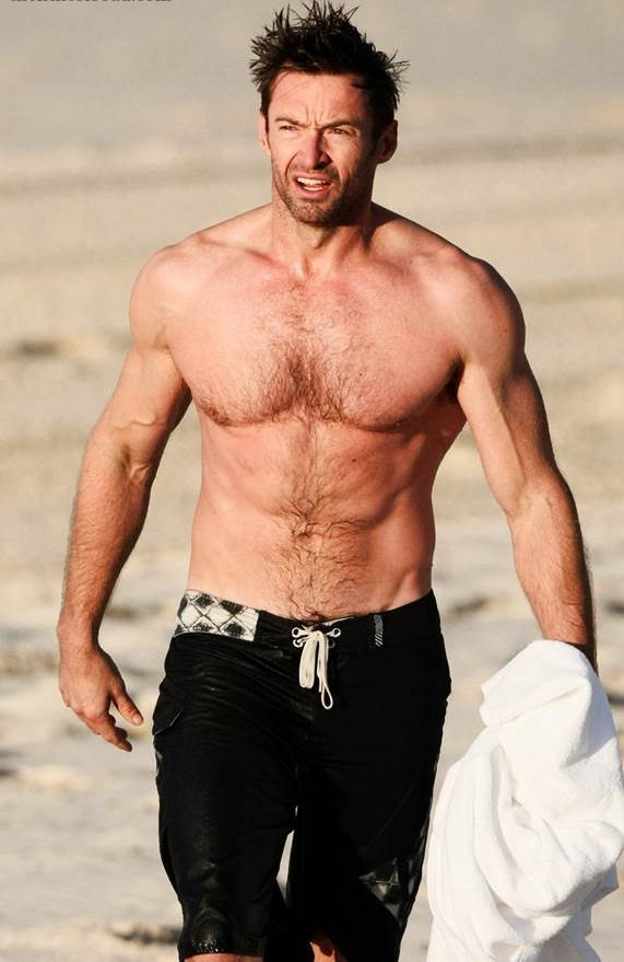 Hugh Jackman Measurements Height and Weight