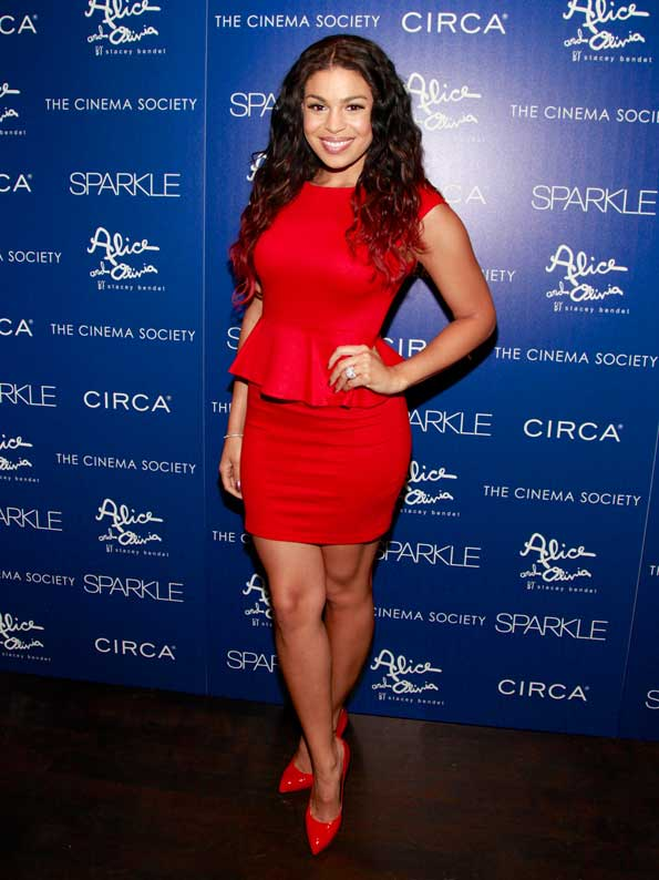 Jordin Sparks Measurements Height and Weight