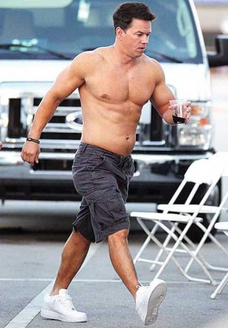 Mark Wahlberg Height and Weight: Measurements