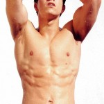 Mark Wahlberg Muscular Body