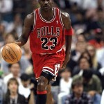Michael Jordan Body Shape