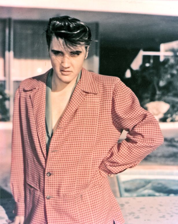 Elvis Presley Height Stats And Body Measurements