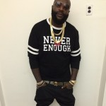 Rick Ross Body Measurement