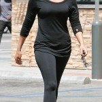Jordin Sparks workout routine