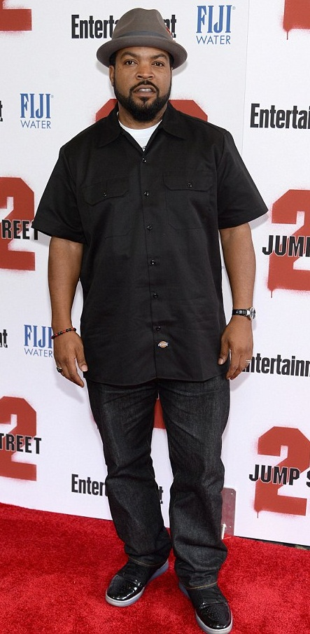 Ice Cube Height Workout Routine And Body Measurements