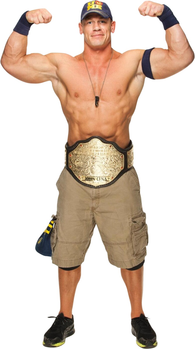 John Cena Height Stats And Body Measurements