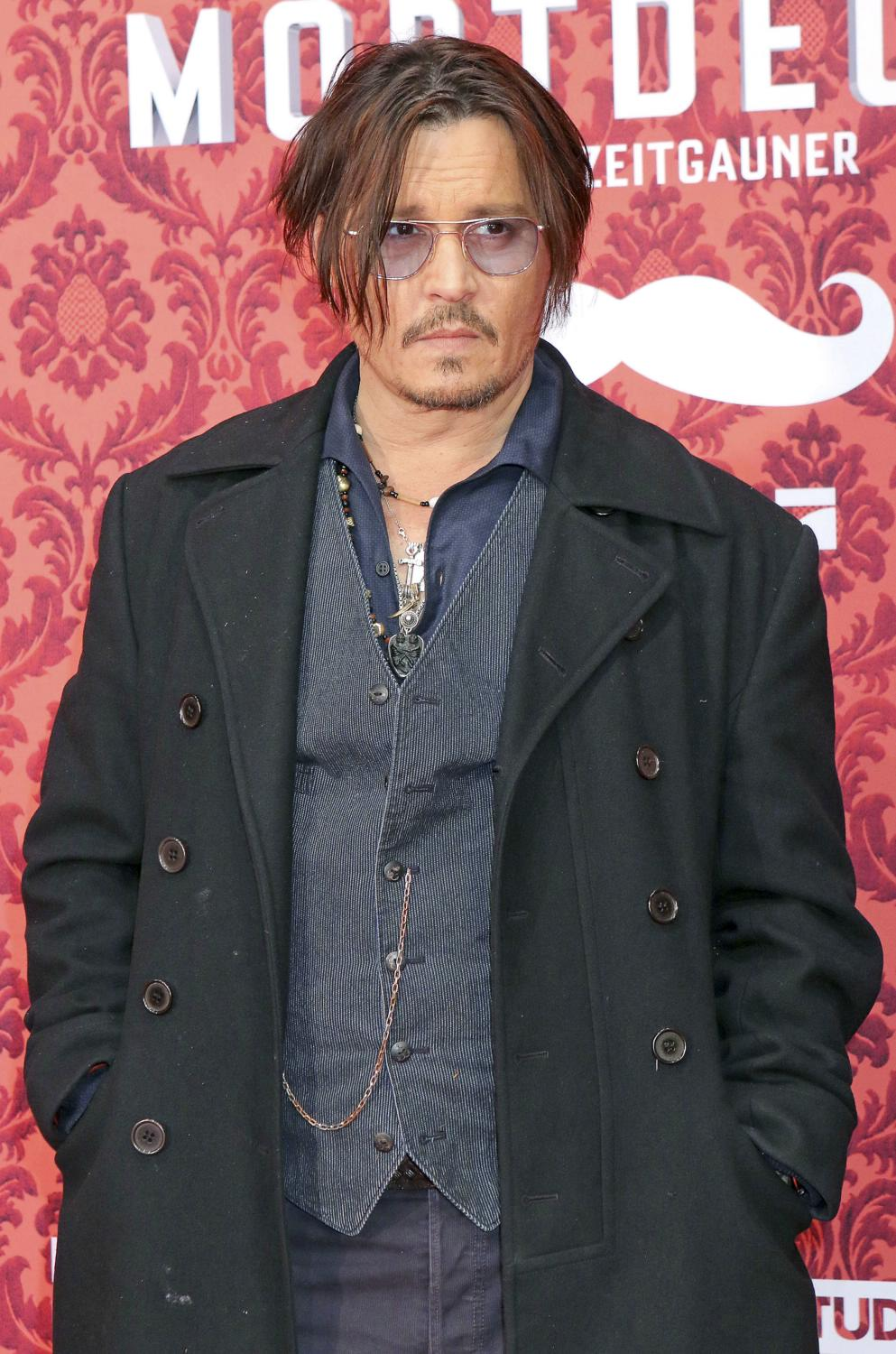 Johnny Depp's Exercise and Diet Plan – Dark Shadows and Beyond