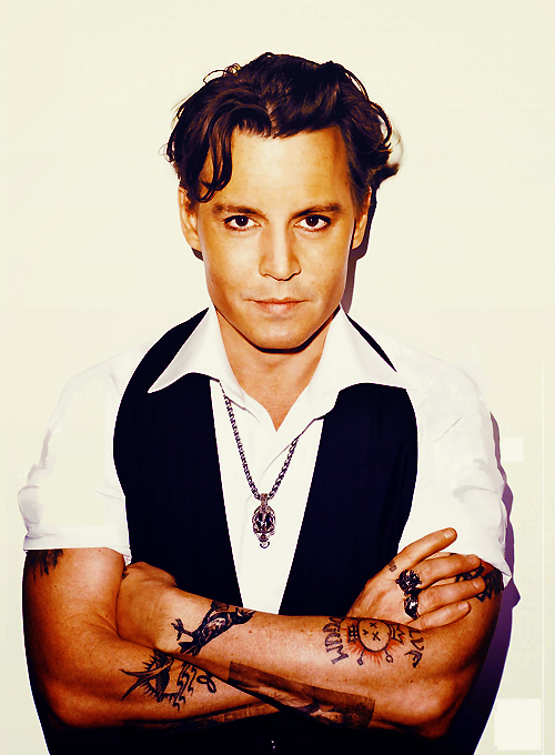 Johnny Depp Body Height And Weights